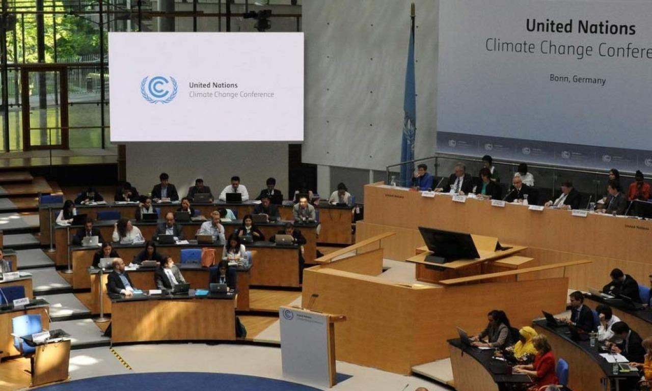 Cambiamenti climatici: Tessile e Salute a fianco dell'ONU